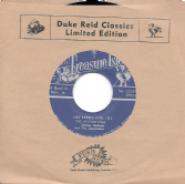 Silvertones - Cry Little Girl Cry / What Have I Done (Treasure Isle / Far East Records) JPN 7''